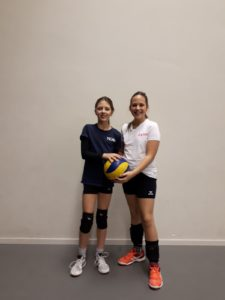 Volleybalvereniging Thriantha, mini's van de week 03-02-2018