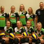 Volleybalvereniging Thriantha seizoen 2017 - 2018