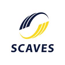 vv Thriantha, reclamebord sponsor, veiligheid expert Scaves te Schoonebeek