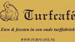 vv Thriantha, reclamebord, kleding, sponsor, logo Restaurant Turfcafé te Schoonebeek