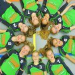 vv Thriantha, teamfoto Meisjes C1